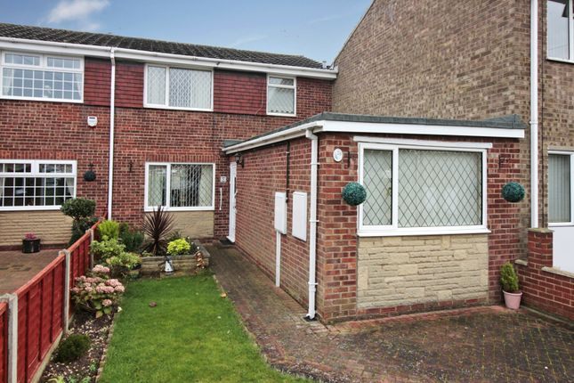 Thumbnail Semi-detached house for sale in Hawerby Road, Grimsby, South Humberside