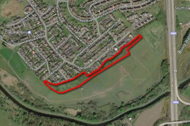 Land for sale in Site At Banknock, Stirlingshire FK41Lq