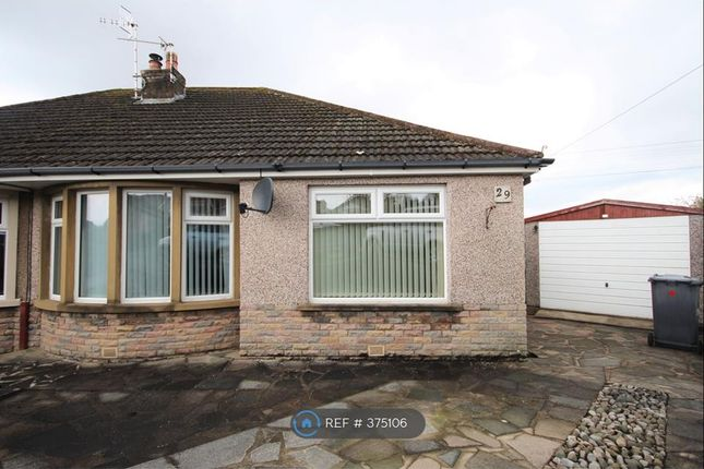 Thumbnail Bungalow to rent in Westfield Drive, Carnforth