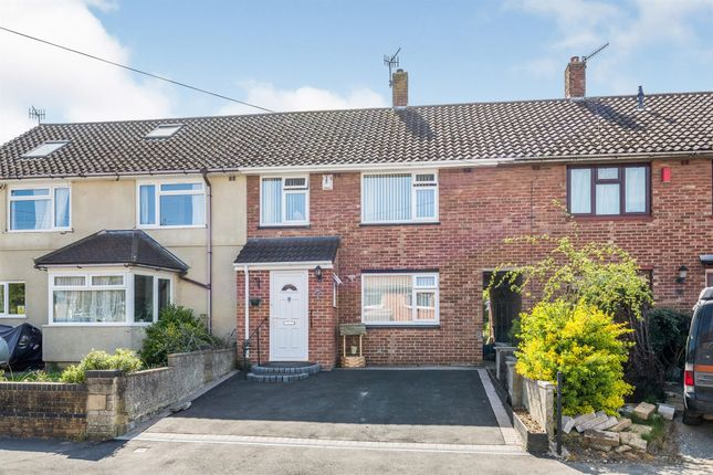 Thumbnail Terraced house for sale in Eastridge Drive, Bishopsworth, Bristol