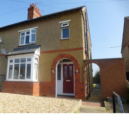 Thumbnail Semi-detached house for sale in West Street, Wellingborough