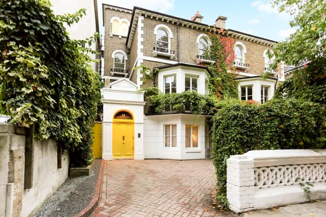 Thumbnail Town house to rent in Hammersmith Grove, London