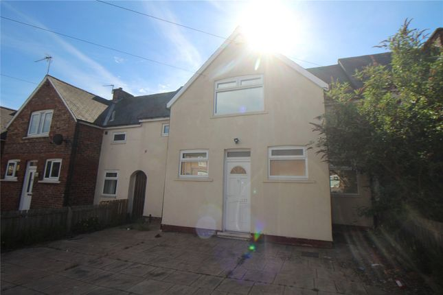 3 bed terraced house to rent in Mayfair Avenue, Middlesbrough TS4