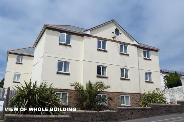Thumbnail Flat for sale in East Hill, Tuckingmill, Camborne