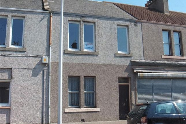 Exterior of Patterson Street, Methil, Fife KY8