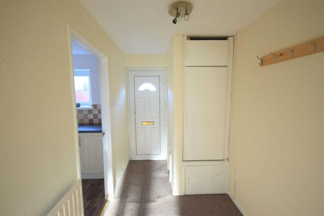 Hallway of Duddon Close, Peterlee, County Durham SR8