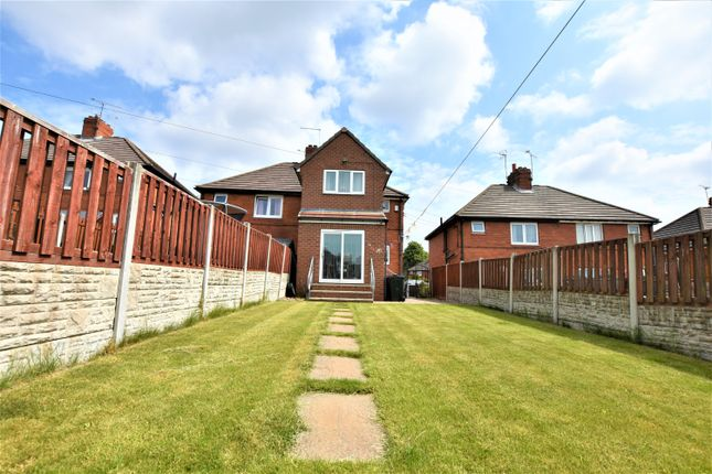 Thumbnail Semi-detached house for sale in Shield Avenue, Worsbrough, Barnsley
