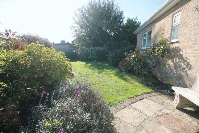 Garden of Begbroke Crescent, Begbroke, Kidlington OX5