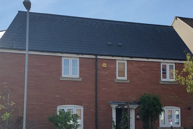 3 bed terraced house to rent in Collingwood Road, Yeovil BA21