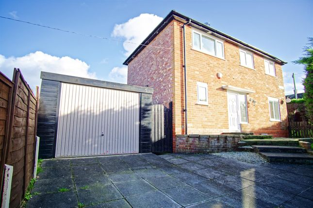 Thumbnail End terrace house for sale in Luton Road, Ashton-On-Ribble, Preston
