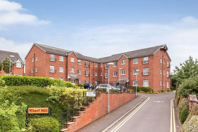Thumbnail Flat for sale in Wharf Mill, Canal Road, Congleton
