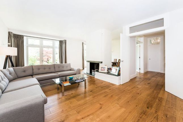 Thumbnail Detached house to rent in Cenacle Close, Hampstead, London