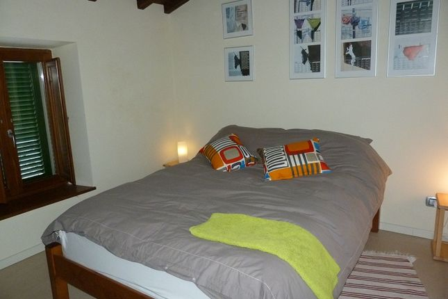 Guest Bedroom of Barga, Lucca, Tuscany, Italy
