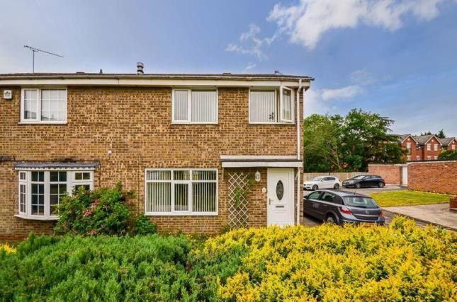 Thumbnail Semi-detached house for sale in Kelsey Gardens, Doncaster
