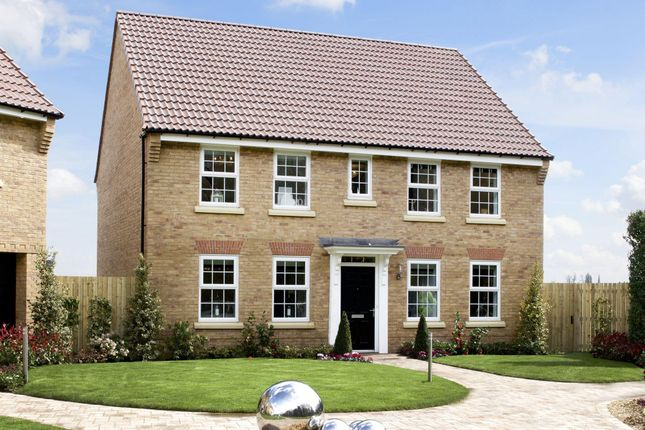 "Thumbnail Detached house for sale in ""Chelworth"" at Tranby Park, Jenny Brough Lane, Hessle"