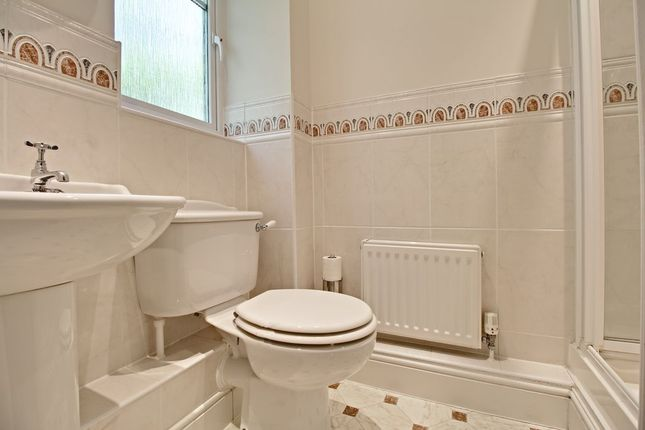 Ensuite To Bed 2 of Further Vell-Mead, Church Crookham, Fleet GU52