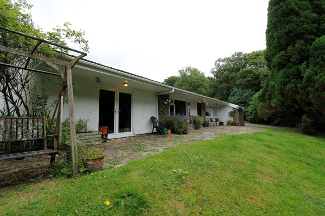 Thumbnail Detached bungalow for sale in Panthowell Ddu Road, Neath
