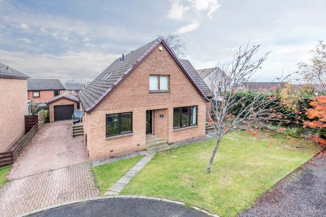 Thumbnail Detached house for sale in Maviscroft, Forfar