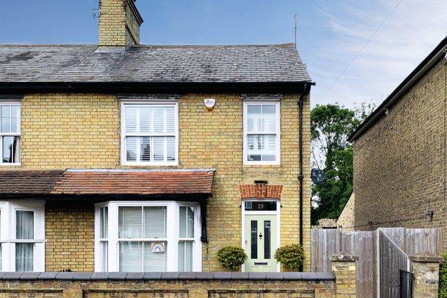 Thumbnail Semi-detached house for sale in Avenue Road, St. Neots