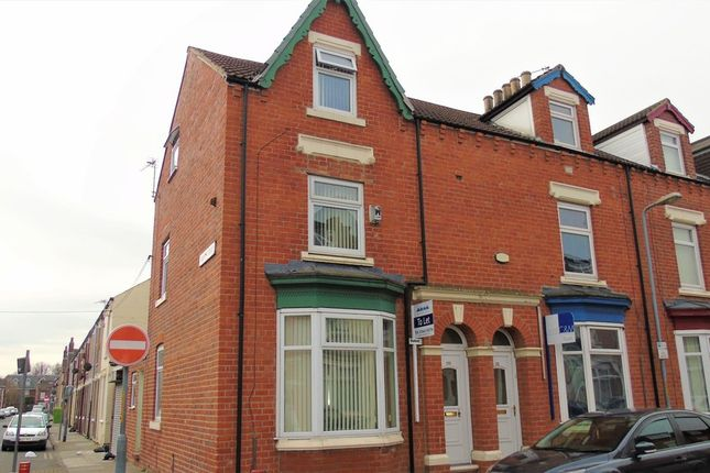 Thumbnail End terrace house to rent in Victoria Road, Middlesbrough