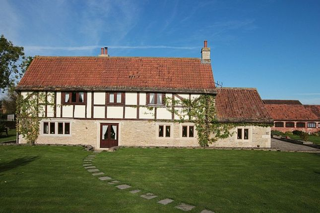 Thumbnail Detached house to rent in Kings Farm, Little Common, North Bradley