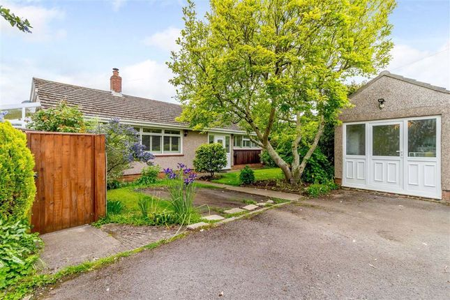 Thumbnail Bungalow for sale in Loop Road, Beachley