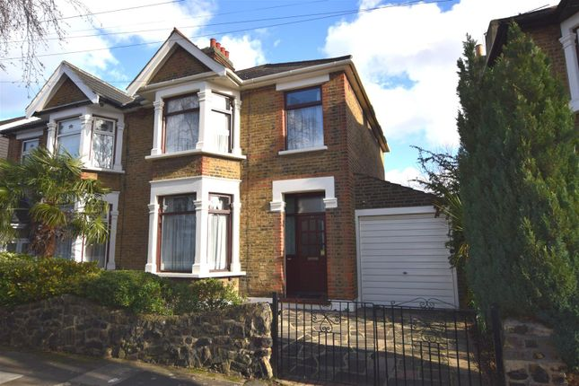 Thumbnail Semi-detached house for sale in Merton Road, Seven Kings, Ilford