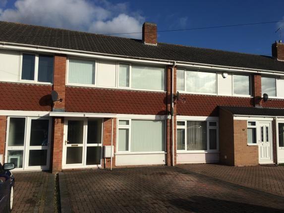 Thumbnail Terraced house for sale in Barrow Drive, Taunton