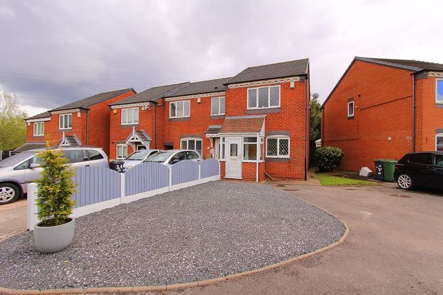 2 bed terraced house for sale in Norfolk New Road, Walsall WS2