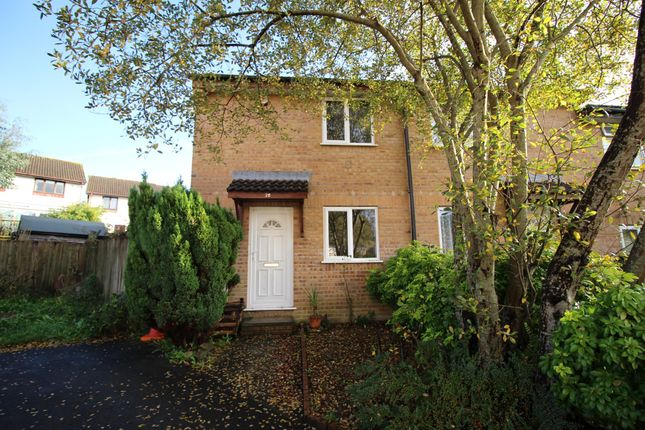 Thumbnail End terrace house for sale in Slipperstone Drive, Ivybridge