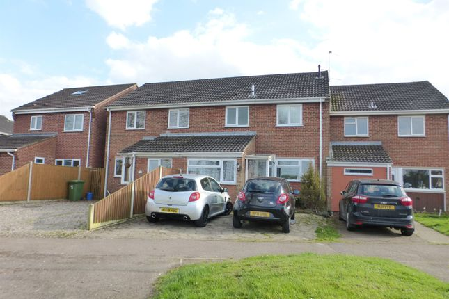 Thumbnail Terraced house for sale in Post Office Road, Lingwood, Norwich