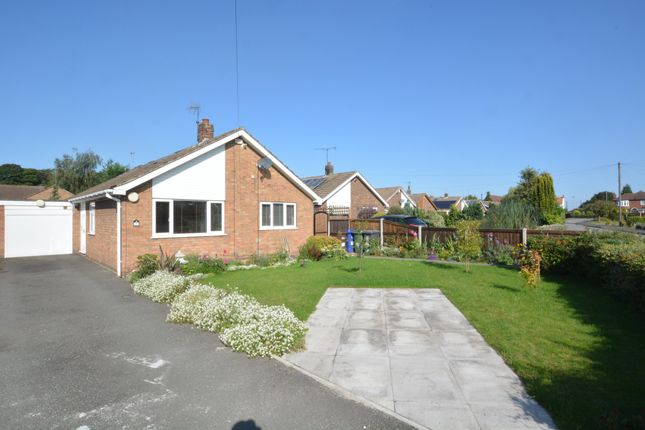 Thumbnail Detached bungalow for sale in Oaklands, Camblesforth, Selby