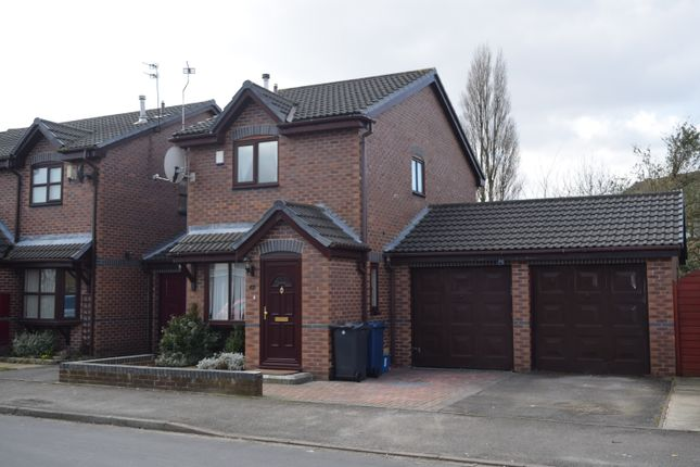2 bed detached house to rent in Church Green, Skelmersdale