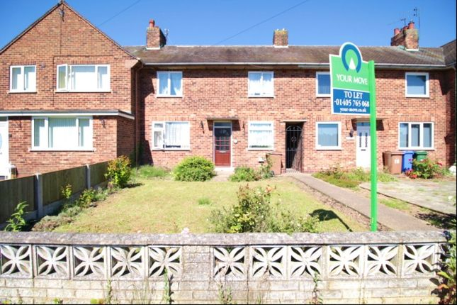 Thumbnail Property to rent in Elsie Street, Goole