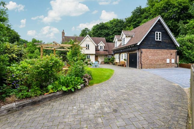 Thumbnail Detached house for sale in Park Lane, Harlow