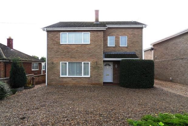 Thumbnail Detached house to rent in Cemetery Road, Lakenheath, Brandon