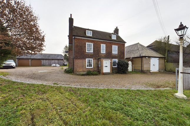 4 bed detached house for sale in Homewell House, Maidstone Road, Sutton Valence, Maidstone ME17