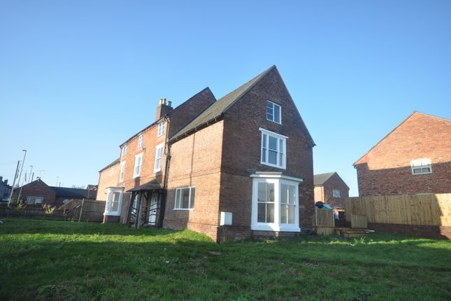 Thumbnail Barn conversion for sale in Chestnut Drive, Horninglow, Burton-On-Trent