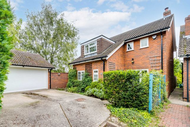 Thumbnail Detached house for sale in St Marys Close, Pirton, Hitchin