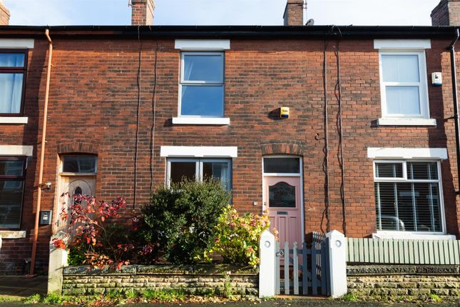 2 bed terraced house to rent in Harold Street, Prestwich, Manchester M25