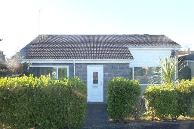 3 bed detached bungalow for sale in Margarets Way, Pembroke, Pembrokeshire