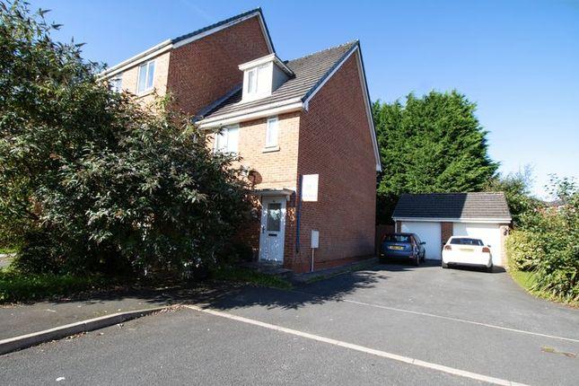Front Elevation of Nuffield Close, Heaton, Bolton BL1
