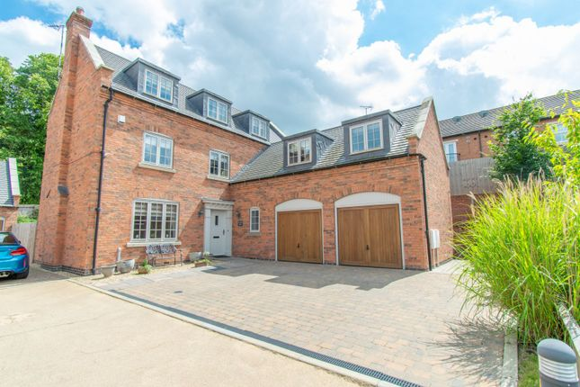 Thumbnail Detached house for sale in Church Hill, Leicester