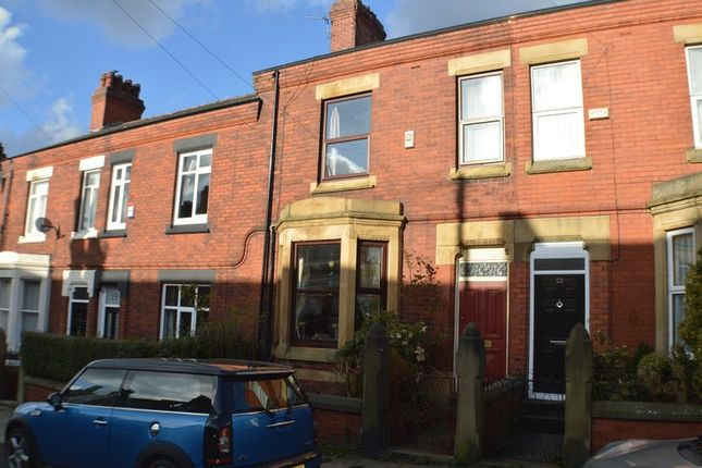 Thumbnail Terraced house to rent in Cranworth Street, Stalybridge