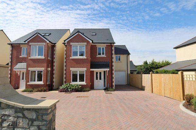 Thumbnail Detached house for sale in Bath Road, Keynsham, Bristol