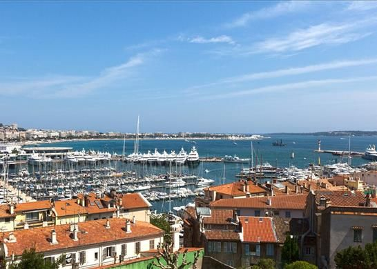 Thumbnail Town house for sale in Cannes, France
