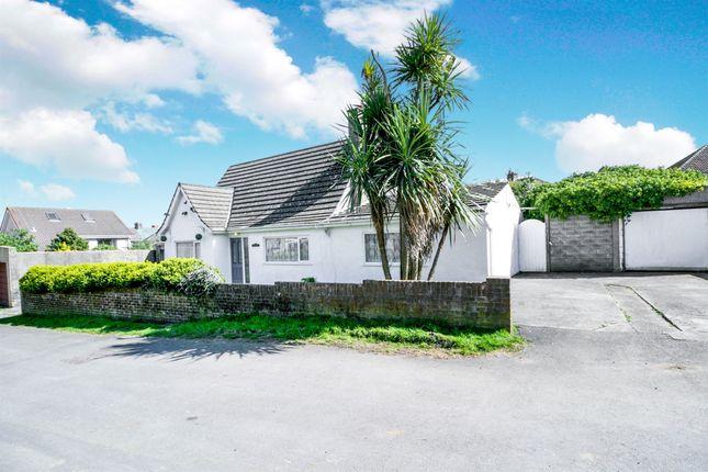 Thumbnail Detached bungalow for sale in Caroline Avenue, North Cornelly, Bridgend