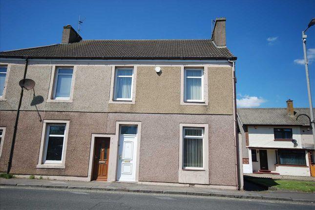 Thumbnail Semi-detached house for sale in Boglemart Street, Stevenston