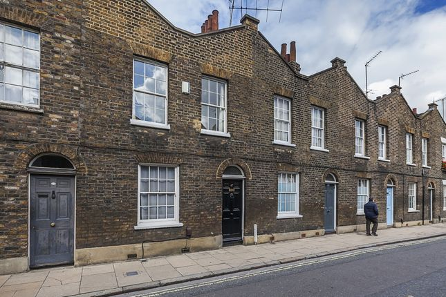 Thumbnail Terraced house to rent in Roupell Street, London