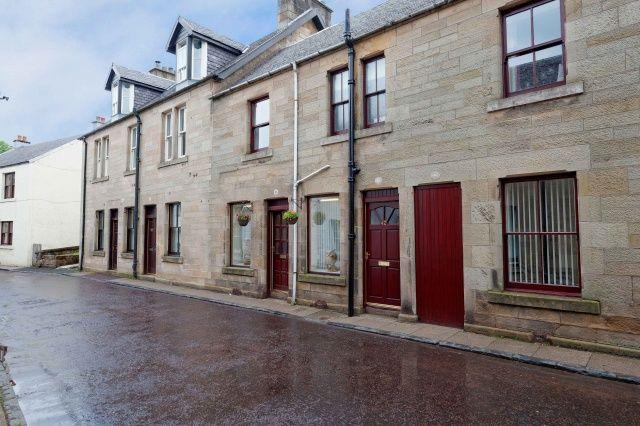 Thumbnail Maisonette for sale in Main Street, Douglas, South Lanarkshire